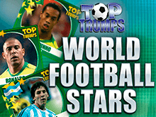Игровой автомат в Top Trumps World Football Stars онлайн