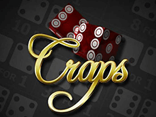 Играем в кости в игровом автомате Craps By Playtech